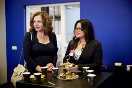 met minister VWS Edith Schippers